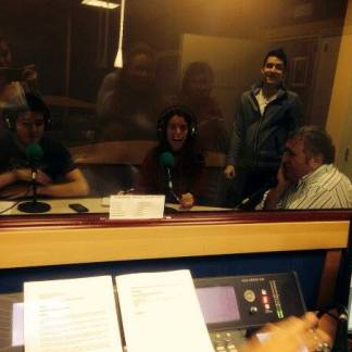 Radio deportiva con Gaspar Rosety